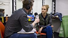 Florrie interviewed by Jamie Stephens
