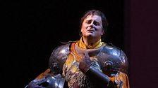 """Marcello Giordani as Paolo il Bello in Zandonai's """"Francesca da Rimini."""""""