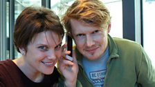 Julian Rhind Tutt and Liz White as Tom and Rosie