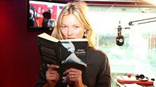 Kate Moss. 50 Shades of Grey. No words.