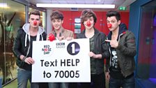 Union J need your HELP