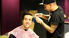 It's happening - Grimmy goes pink