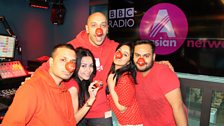 Lal Nak Day - Comic Relief 2013 (Ft. Kate Moss & Little Mix)