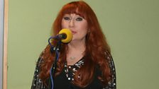 Rose-Marie live in session