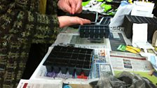 Planting seeds for this year's Grow Your Own