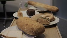 The bread spread