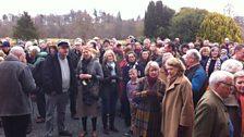 Crowd at the Marmalade Championships