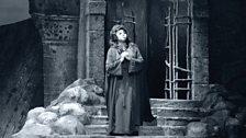 Leontyne Price as Leonora in La Forza del Destino at The Metropolitan Opera