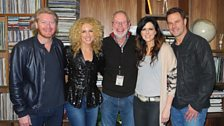 Bob with Little Big Town