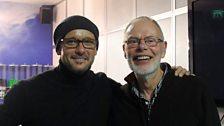 Bob with Tim McGraw