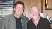 Bob with Vince Gill