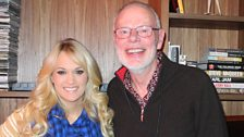 Bob with Carrie Underwood