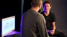 Ben Howard chats to Zane Lowe