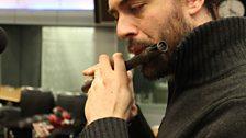 Flautist Eben Bull 26 March 2013