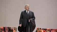 """Plácido Domingo as Giorgio Germont in Verdi's """"La Traviata."""""""