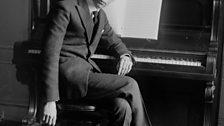 Serge at piano