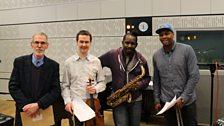 Howard Skempton, Darragh Morgan, Jason Yarde & Samuel Dubois - 29 March