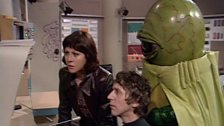 The Monster of Peladon: Part 4