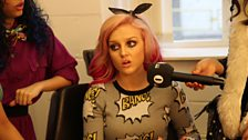 Perrie chats about the bands dynamic