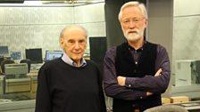 Joseph Horovitz joins Donald Macleod in Studio