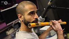 Shammi Pithia plays for Ash King
