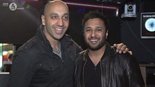 Tommy with Ash King
