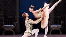 Tamara Rojo and Vadim Muntagirov in The Sleeping Beauty