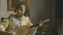 Johannes Vermeer, The Guitar Player, c. 1672