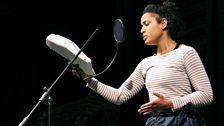Amaka Okafor plays Zoe, the eponymous 'Octoroon'.