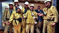 Down the coal mine