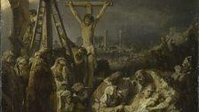 Rembrandt van Rijn, The Lamentation over the Dead Christ, about 1635