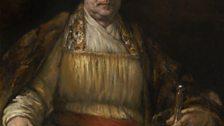 Rembrandt Harmensz. van Rijn (1606–1669), Self-Portrait, dated 1658