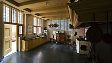 Rembrandt's Kitchen
