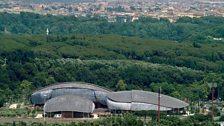 Parco della Musica Auditorium, Rome, Italy