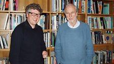 Tom Service and Renzo Piano