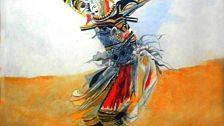 Ogolo series by Ben Enwonwu (1972)