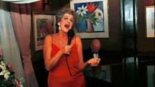 Germaine Greer singing Stand by your Man