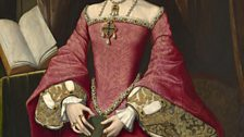 Attributed to William Scrots, Elizabeth I when a Princess, c.1546