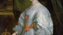 Sir Anthony van Dyck, Queen Henrietta Maria, 1609-69