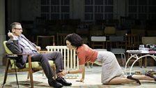John Simm as Gibbs & Indira Varma as Miss Cutts