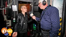 Sinead O'Connor chats to Ken Bruce
