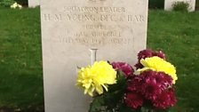Grave of Dinghy Young