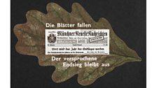 Die Blatter Fallen – Der versprochene Endsieg bleibt aus' Autumn leaves