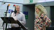 Matthew Brook and Sophie Daneman sing Purcell
