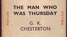 Archive cover of the Man Who Was Thursday by GK Chesterton