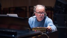 Alvin Lucier prepares for the world premiere of Nothing is Real at the Tectonics Festival