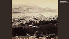 View of Argostoli, Cephalonia, Ionian Islands, Greece (3 Jun 1862)