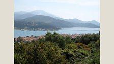 View of Argostoli, Cephalonia, Ionian Islands, Greece