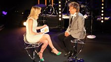 Jo Whiley puts Radio 2 listeners' questions to Rod Stewart