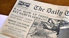 Daily Telegraph, May 18th 1943